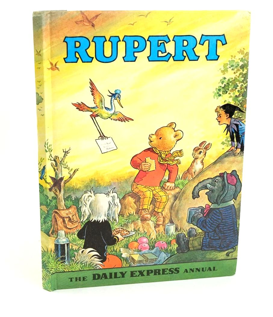 Photo of RUPERT ANNUAL 1972- Stock Number: 1318811