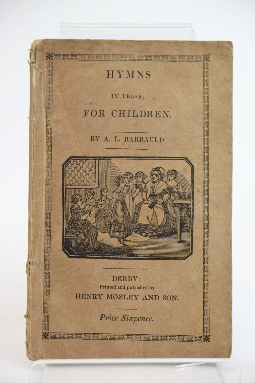 Photo of HYMNS IN PROSE FOR CHILDREN- Stock Number: 1318821