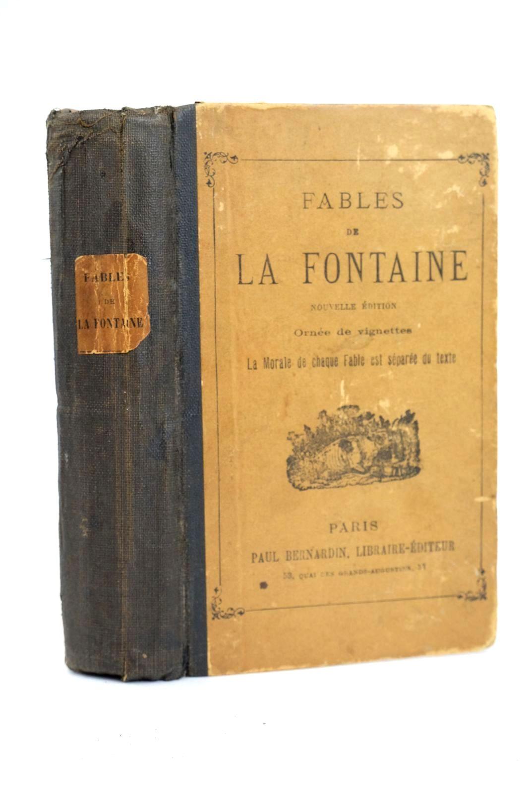 Photo of FABLES DE LA FONTAINE- Stock Number: 1318825