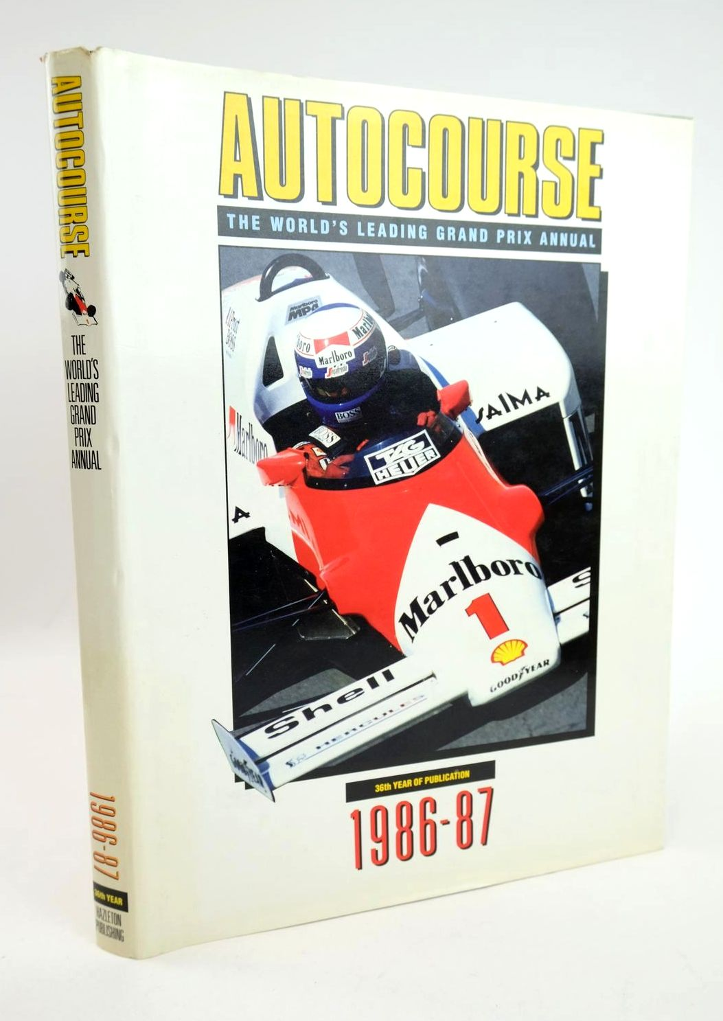 Photo of AUTOCOURSE 1986-87- Stock Number: 1318831