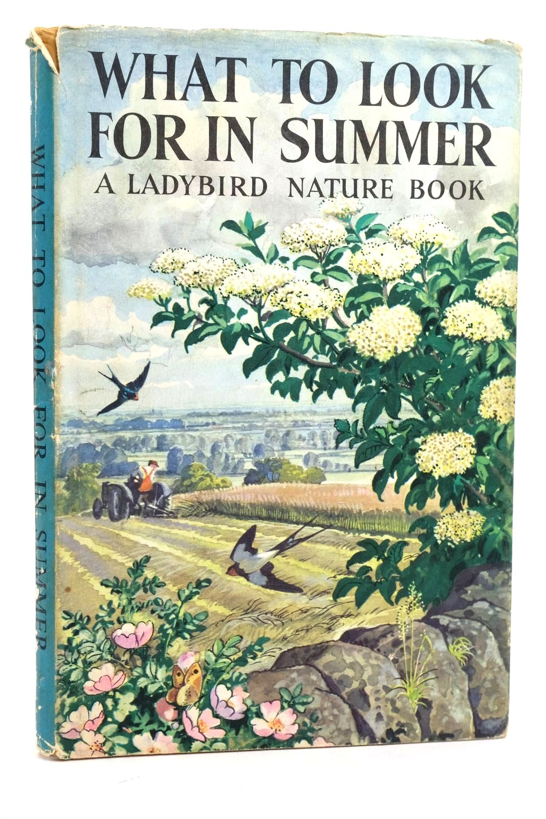 Photo of WHAT TO LOOK FOR IN SUMMER written by Watson, E.L. Grant illustrated by Tunnicliffe, C.F. published by Wills & Hepworth Ltd. (STOCK CODE: 1318834)  for sale by Stella & Rose's Books