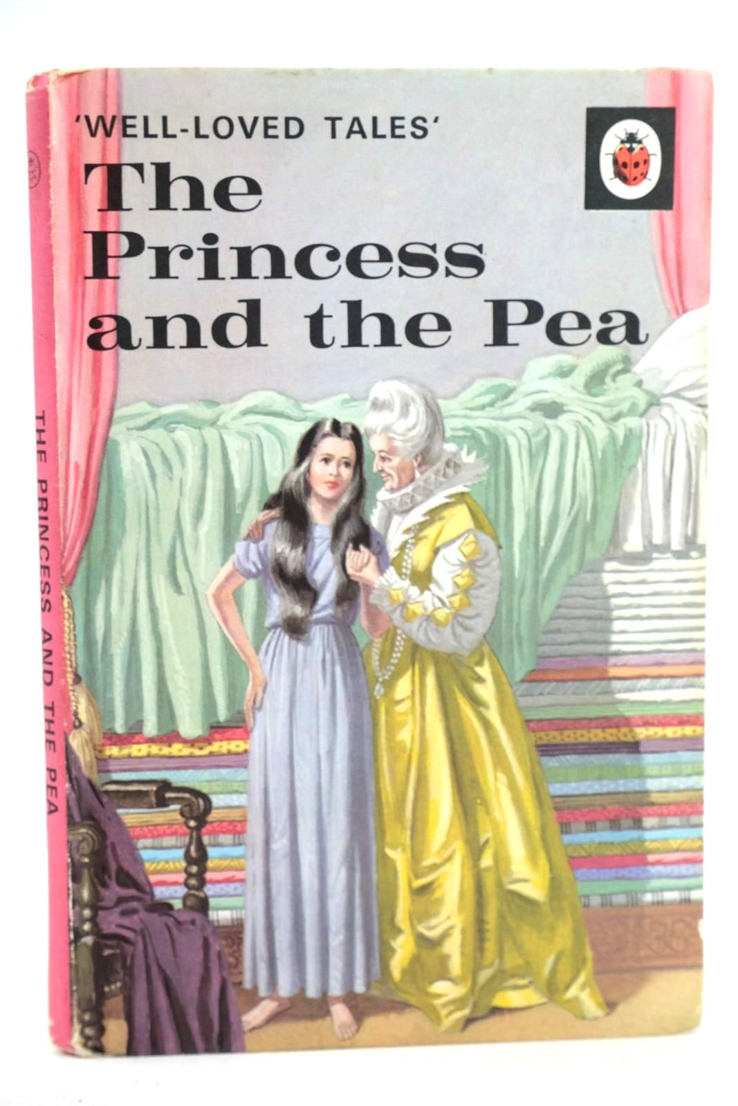 Photo of THE PRINCESS AND THE PEA written by Southgate, Vera illustrated by Winter, Eric published by Wills & Hepworth Ltd. (STOCK CODE: 1318837)  for sale by Stella & Rose's Books