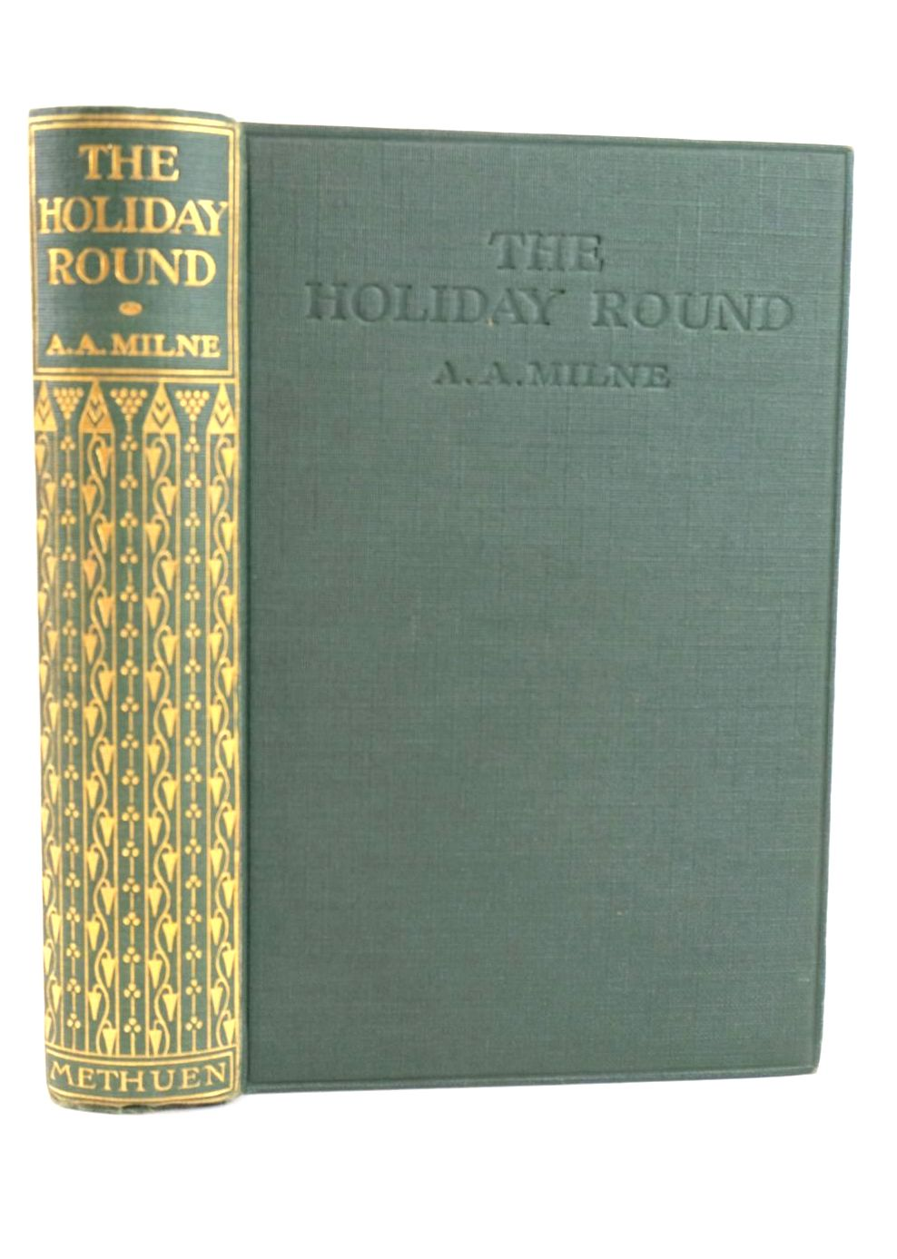 Photo of THE HOLIDAY ROUND- Stock Number: 1318844