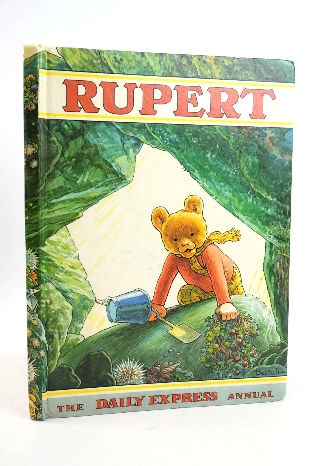 Photo of RUPERT ANNUAL 1971 written by Bestall, Alfred illustrated by Bestall, Alfred published by Daily Express (STOCK CODE: 1318847)  for sale by Stella & Rose's Books
