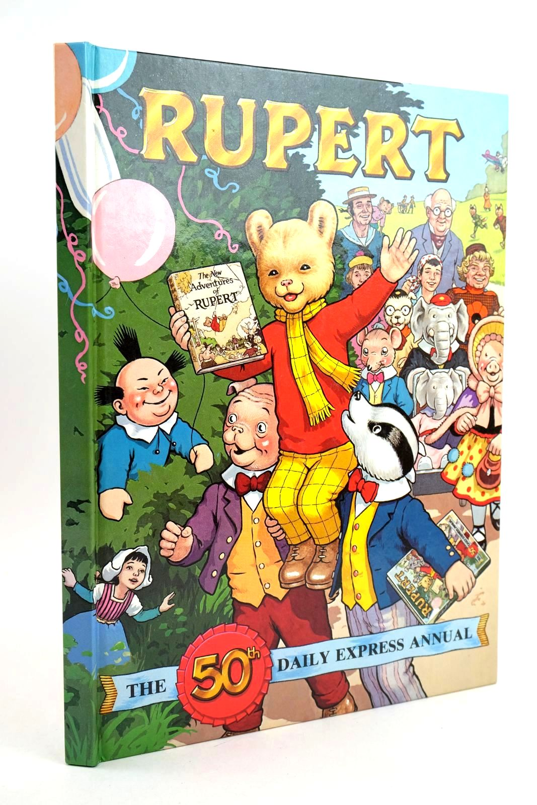Photo of RUPERT ANNUAL 1985- Stock Number: 1318848