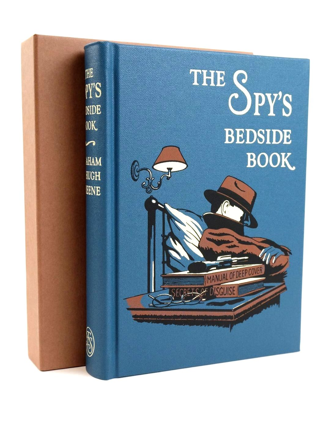 Photo of THE SPY'S BEDSIDE BOOK- Stock Number: 1318854