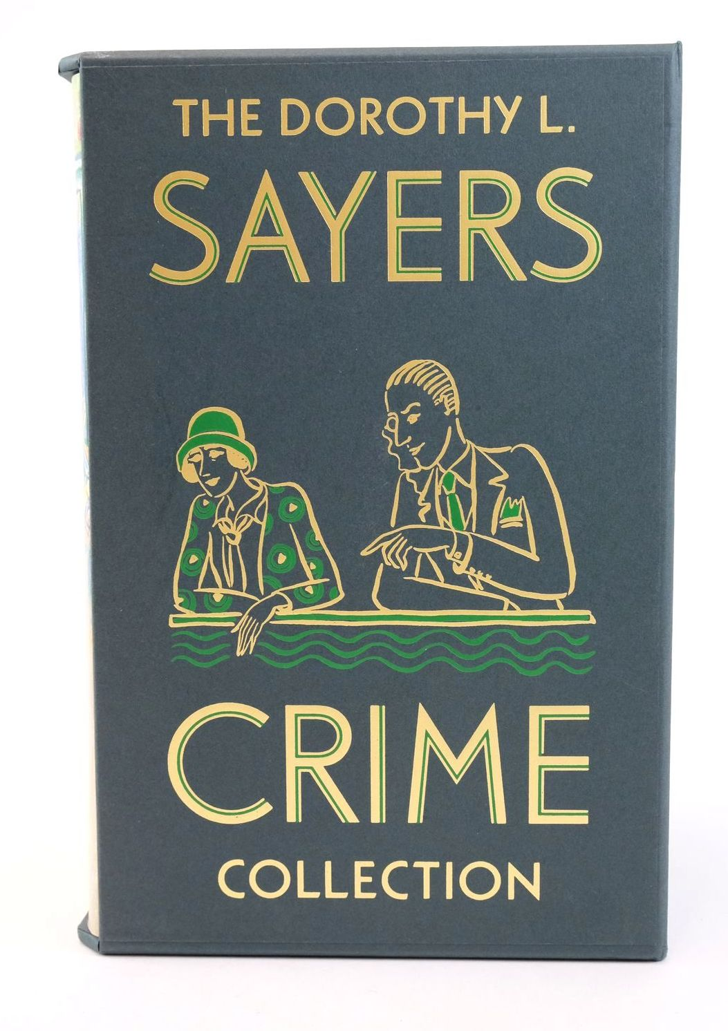 Photo of THE DOROTHY L. SAYERS CRIME COLLECTION (5 VOLUMES) written by Sayers, Dorothy L. illustrated by Ledwidge, Natacha published by Folio Society (STOCK CODE: 1318861)  for sale by Stella & Rose's Books