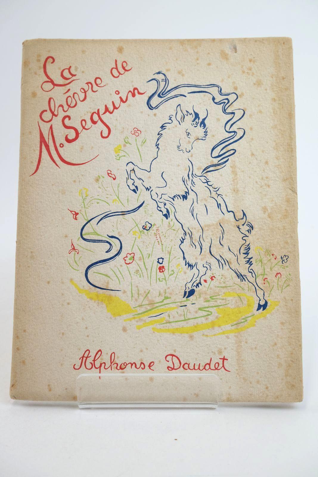 Photo of LA CHEVRE DE MONSIEUR SEGUIN- Stock Number: 1318885