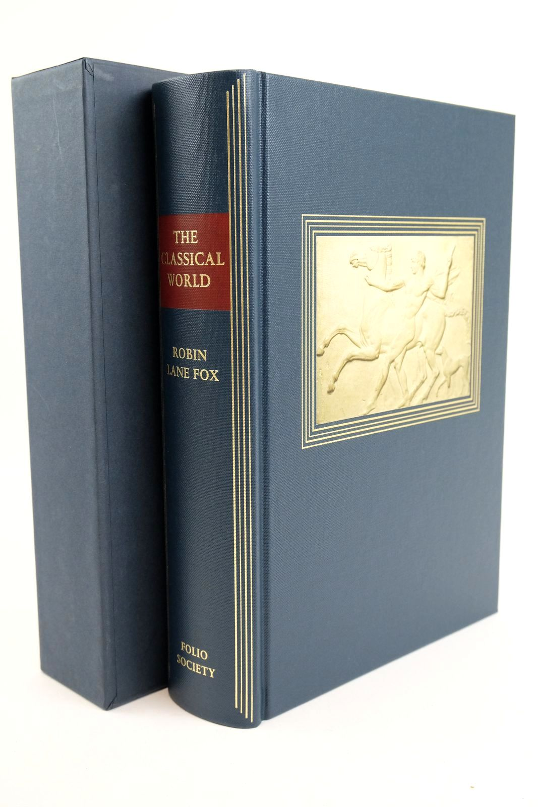 Photo of THE CLASSICAL WORLD written by Fox, Robin Lane published by Folio Society (STOCK CODE: 1318898)  for sale by Stella & Rose's Books