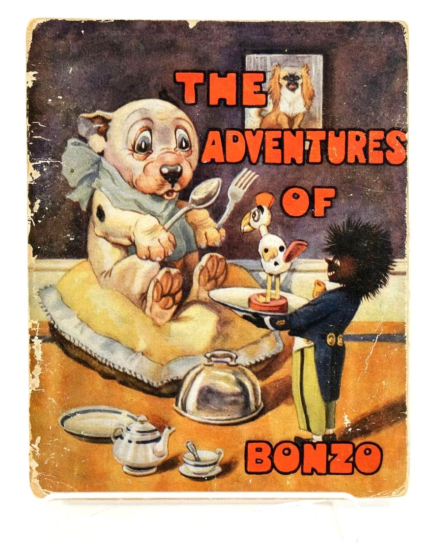 Photo of THE ADVENTURES OF BONZO written by Studdy, G.E. Jellicoe, George illustrated by Studdy, G.E. published by John Swain & Son Limited, E.P. Dutton & Co. (STOCK CODE: 1318910)  for sale by Stella & Rose's Books
