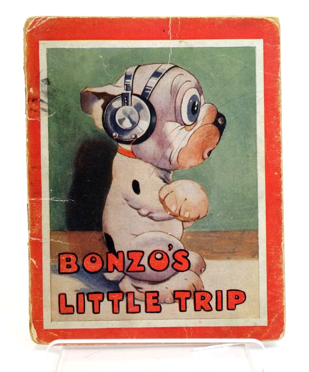 Photo of BONZO'S LITTLE TRIP written by Studdy, G.E. Jellicoe, George illustrated by Studdy, G.E. published by John Swain & Son Limited, E.P. Dutton & Co. (STOCK CODE: 1318911)  for sale by Stella & Rose's Books