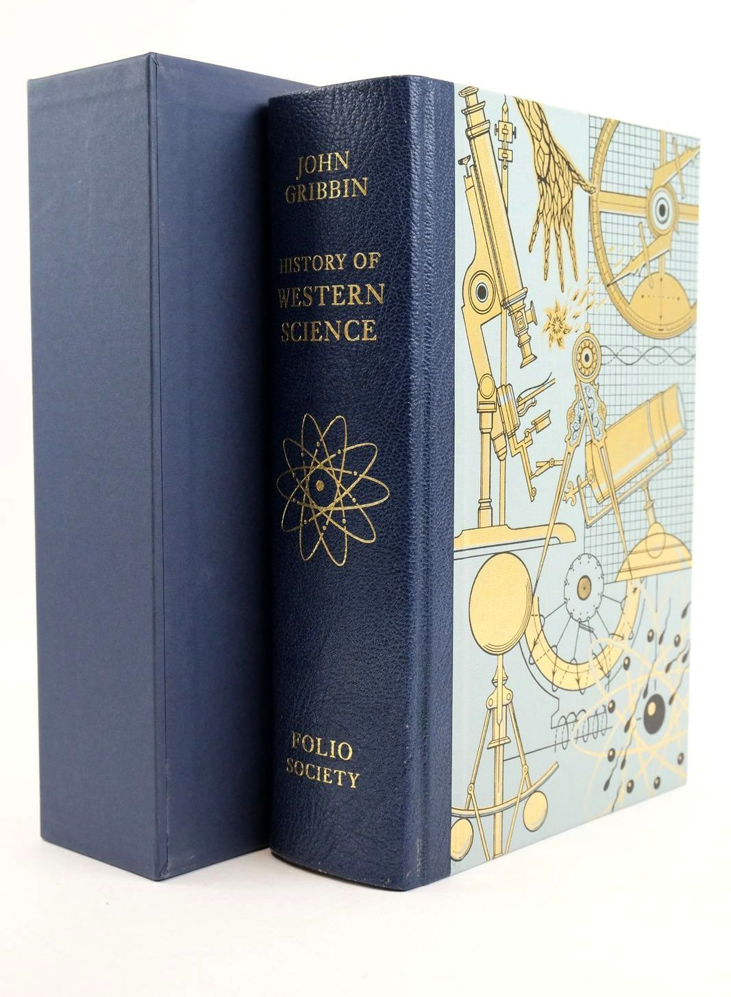 Photo of HISTORY OF WESTERN SCIENCE 1543-2001- Stock Number: 1318919