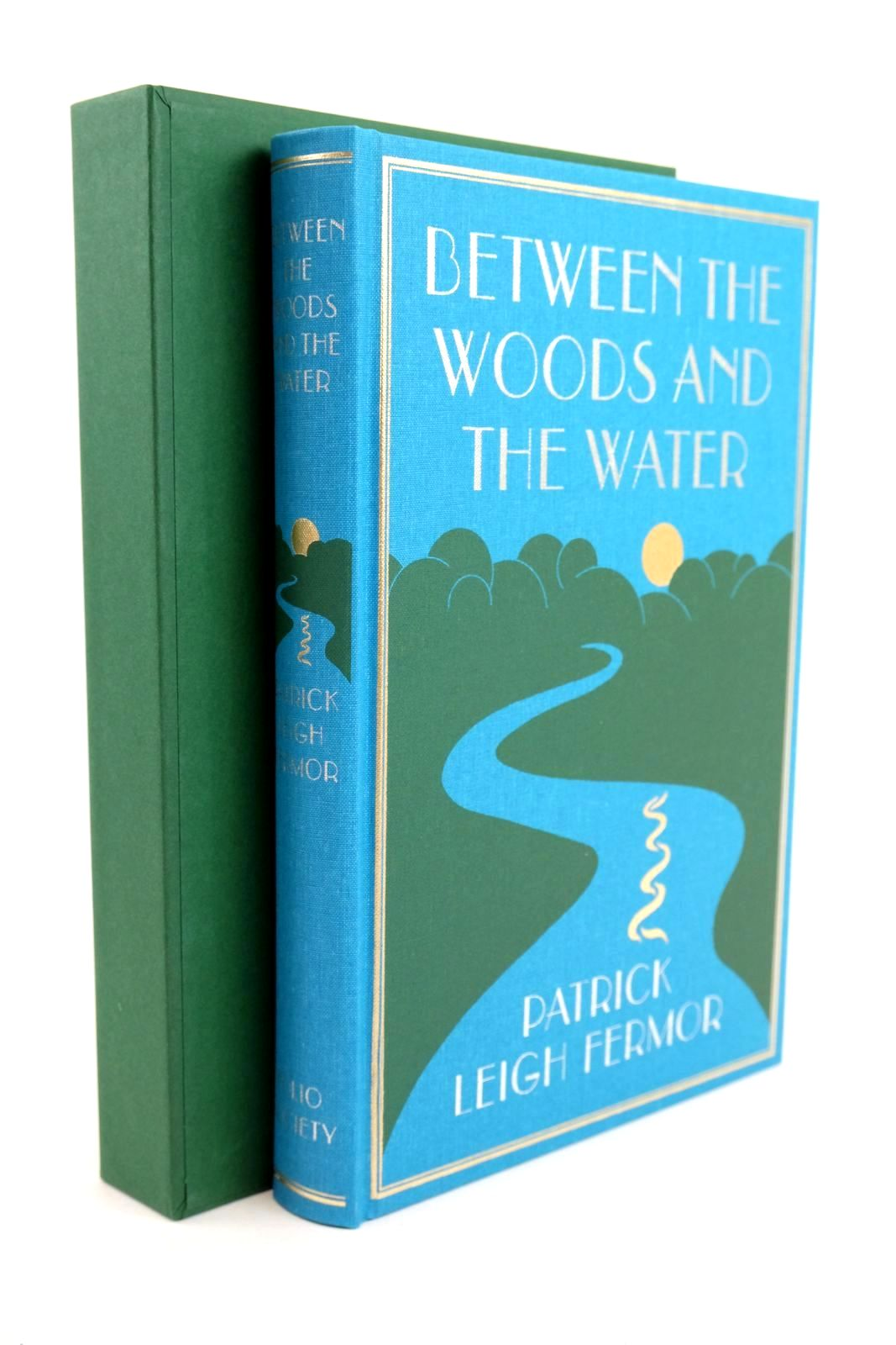 Photo of BETWEEN THE WOODS AND THE WATER written by Fermor, Patrick Leigh illustrated by Kuper, Mary published by Folio Society (STOCK CODE: 1318921)  for sale by Stella & Rose's Books