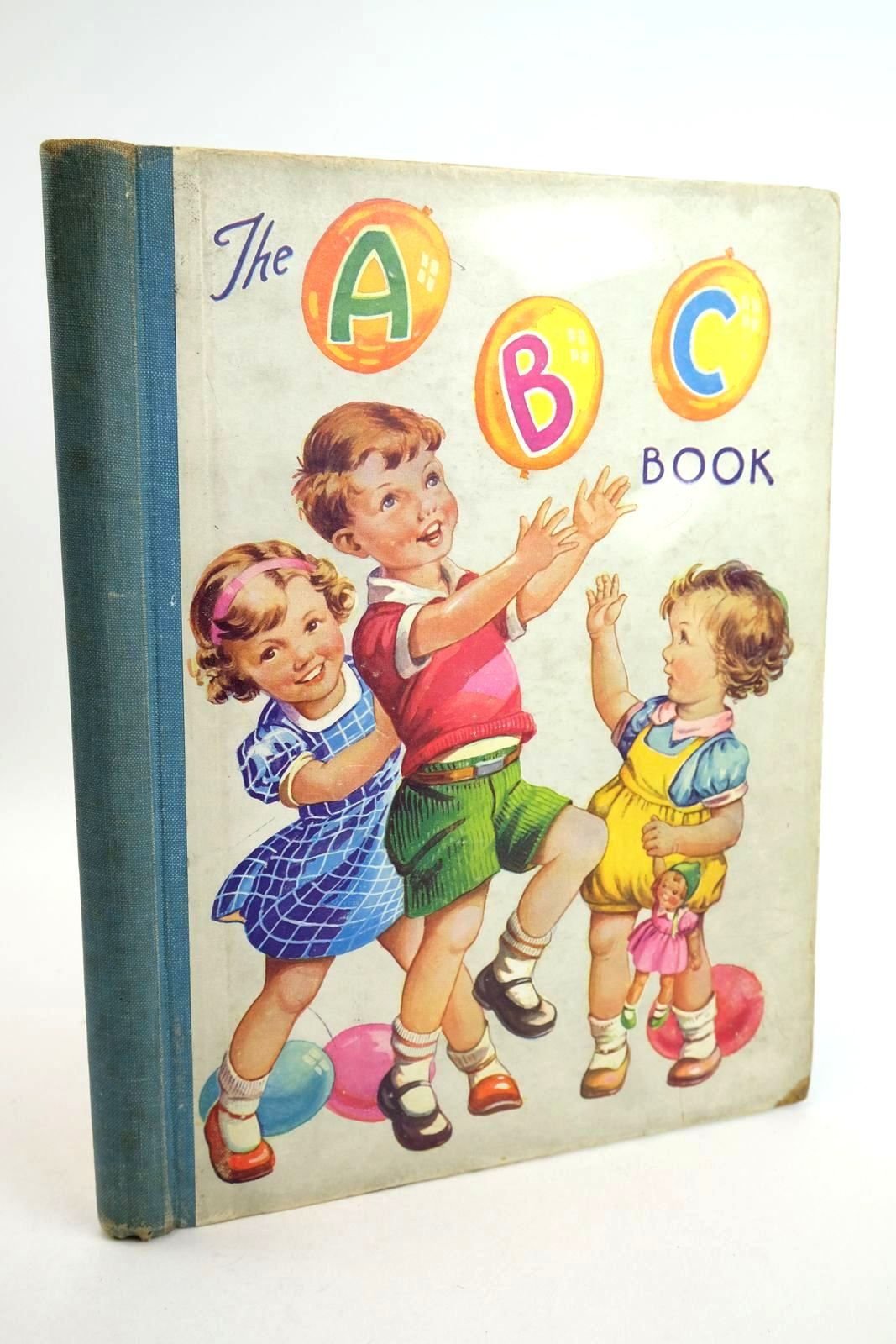 Photo of THE ABC BOOK- Stock Number: 1318933