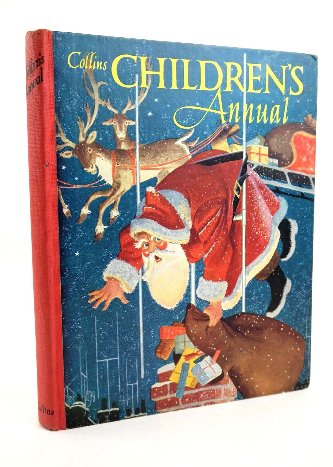Photo of COLLINS CHILDREN'S ANNUAL- Stock Number: 1318935