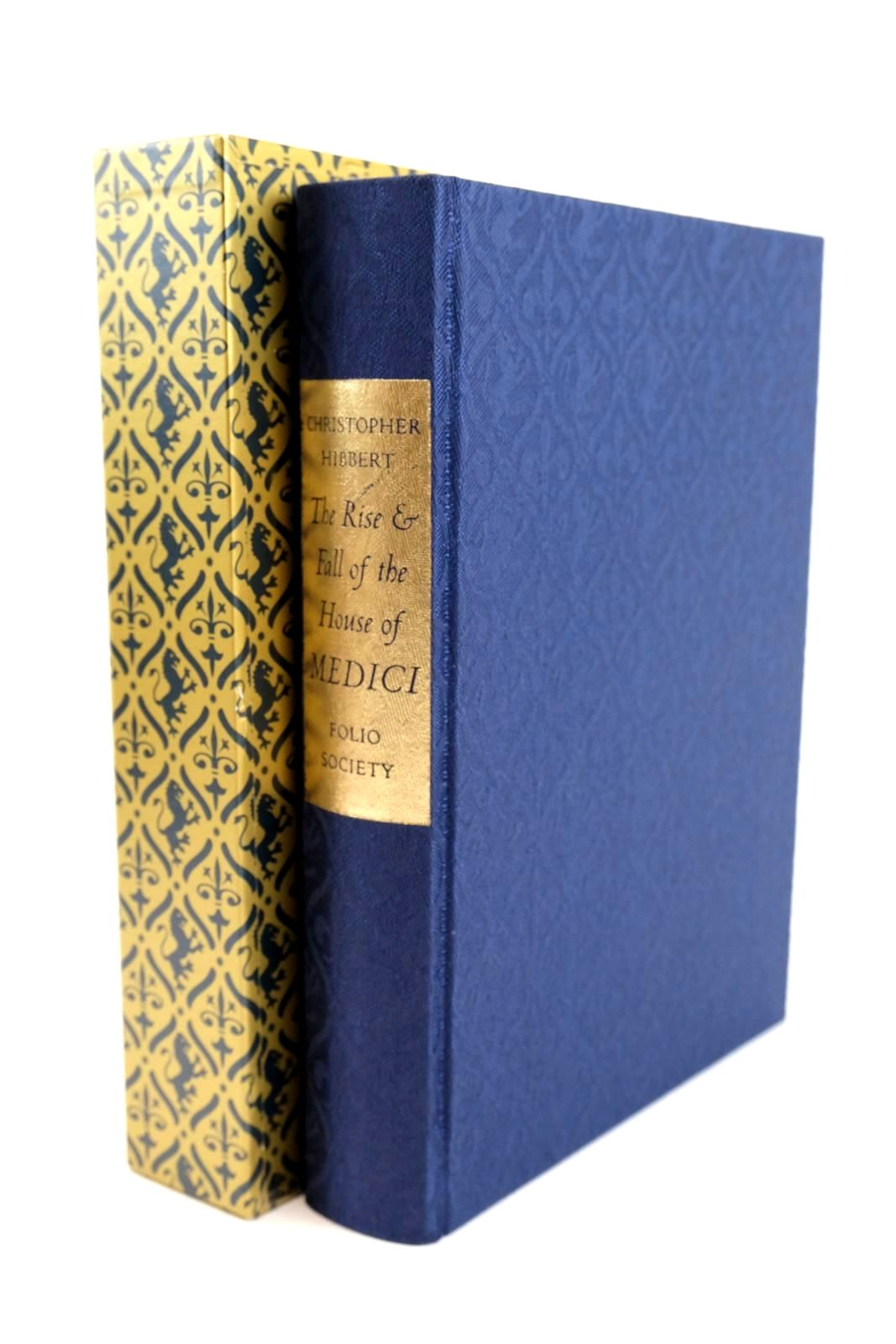 Photo of THE RISE AND FALL OF THE HOUSE OF MEDICI written by Hibbert, Christopher Acton, Harold published by Folio Society (STOCK CODE: 1318939)  for sale by Stella & Rose's Books