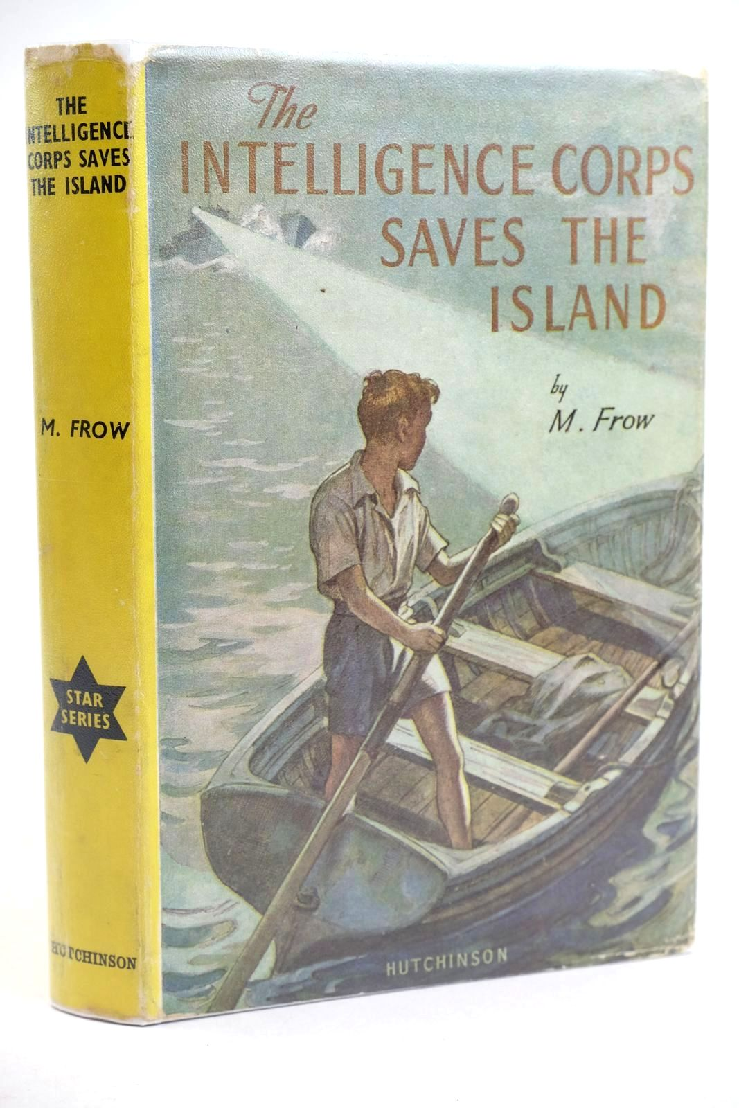 Photo of THE INTELLIGENCE CORPS SAVES THE ISLAND- Stock Number: 1318951