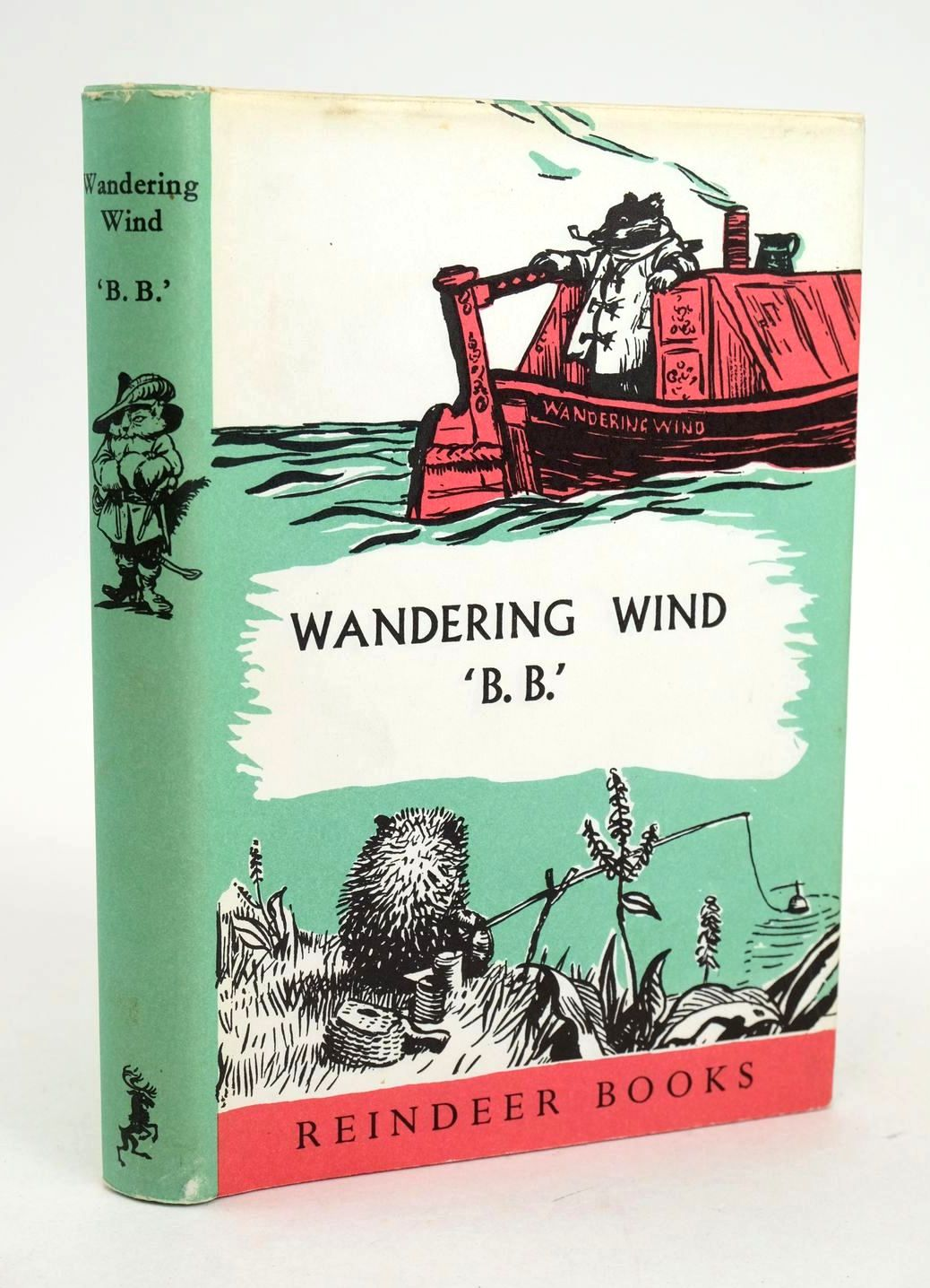 Photo of WANDERING WIND written by BB,  illustrated by BB,  published by Hamish Hamilton (STOCK CODE: 1318968)  for sale by Stella & Rose's Books