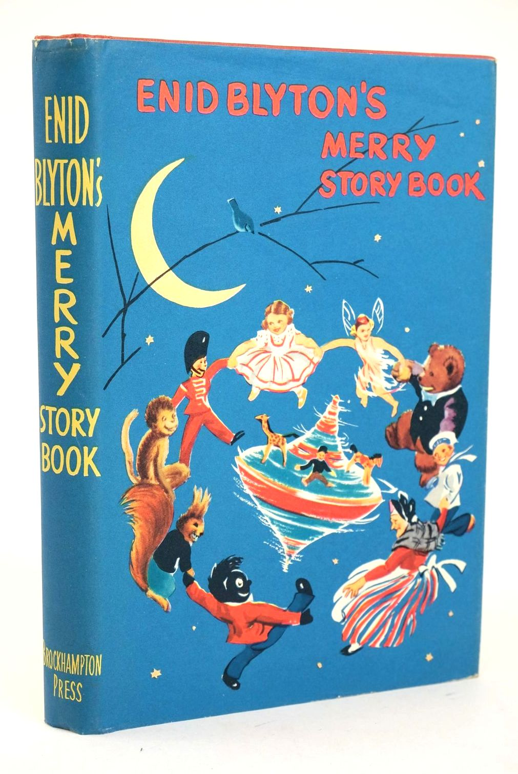 Photo of ENID BLYTON'S MERRY STORY BOOK- Stock Number: 1318981