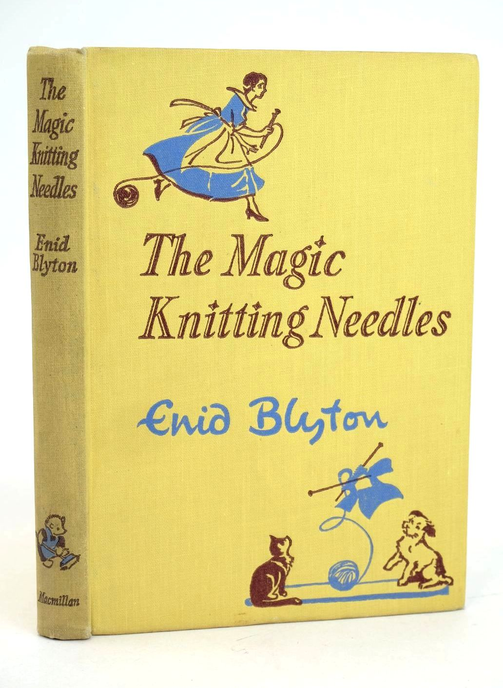 Photo of THE MAGIC KNITTING NEEDLES AND OTHER STORIES- Stock Number: 1318989