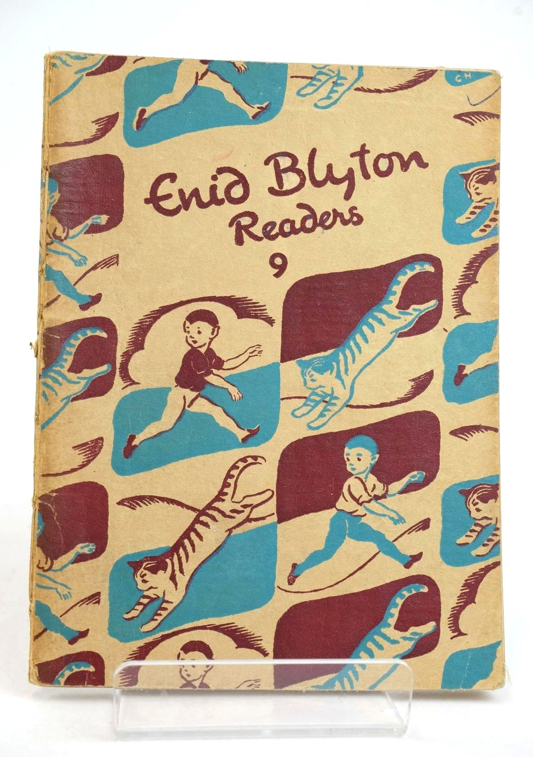 Photo of ENID BLYTON READERS 9 written by Blyton, Enid illustrated by Soper, Eileen published by Macmillan & Co. Ltd. (STOCK CODE: 1318996)  for sale by Stella & Rose's Books
