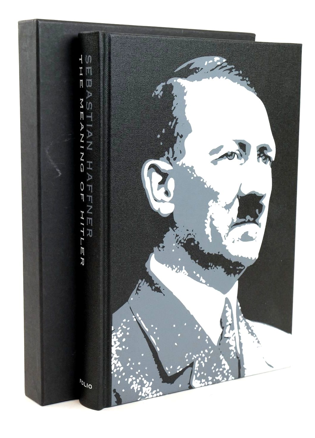 Photo of THE MEANING OF HITLER written by Haffner, Sebastian published by Folio Society (STOCK CODE: 1319008)  for sale by Stella & Rose's Books