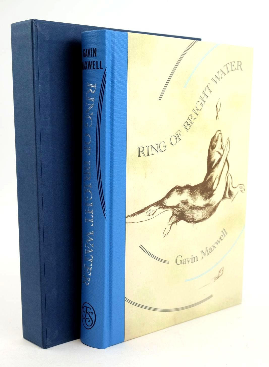 Photo of RING OF BRIGHT WATER written by Maxwell, Gavin published by Folio Society (STOCK CODE: 1319015)  for sale by Stella & Rose's Books