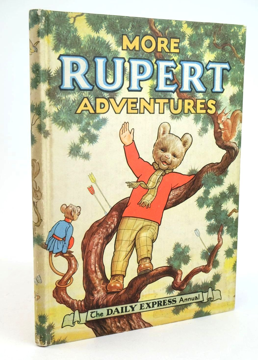 Photo of RUPERT ANNUAL 1952 - MORE RUPERT ADVENTURES- Stock Number: 1319026