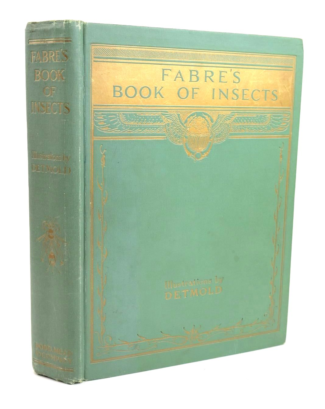 Photo of FABRE'S BOOK OF INSECTS