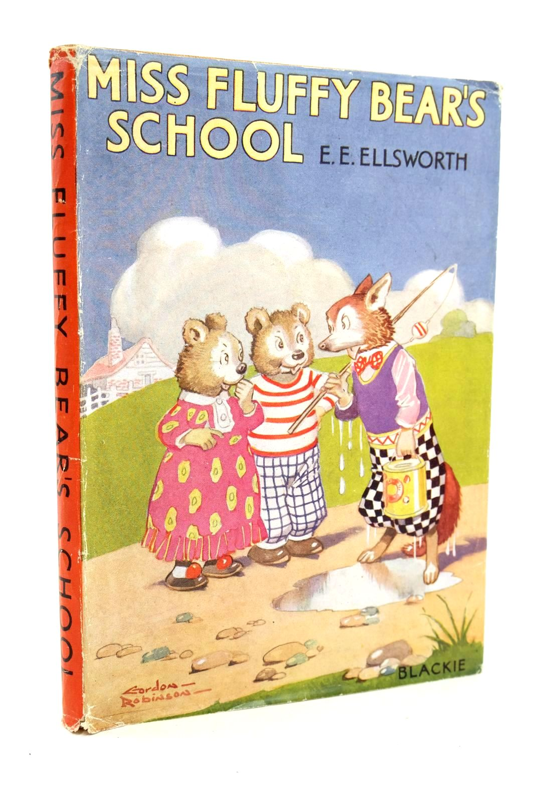 Photo of MISS FLUFFY BEAR'S SCHOOL written by Ellsworth, E.E. published by Blackie & Son Ltd. (STOCK CODE: 1319035)  for sale by Stella & Rose's Books