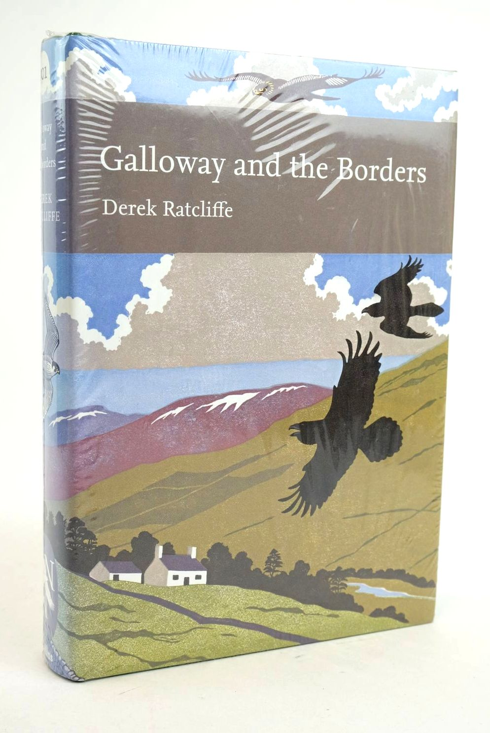 Photo of GALLOWAY AND THE BORDERS (NN 101) written by Ratcliffe, Derek published by Collins (STOCK CODE: 1319046)  for sale by Stella & Rose's Books