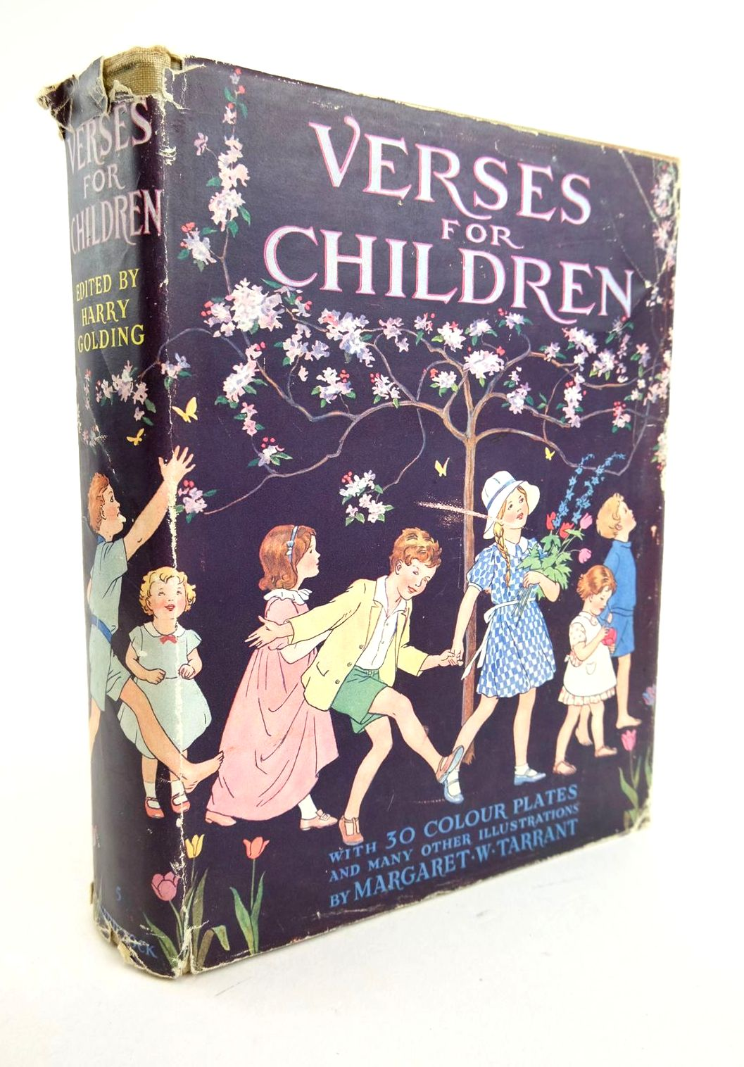 Photo of VERSES FOR CHILDREN written by Golding, Harry illustrated by Tarrant, Margaret published by Ward, Lock & Co. Ltd. (STOCK CODE: 1319048)  for sale by Stella & Rose's Books