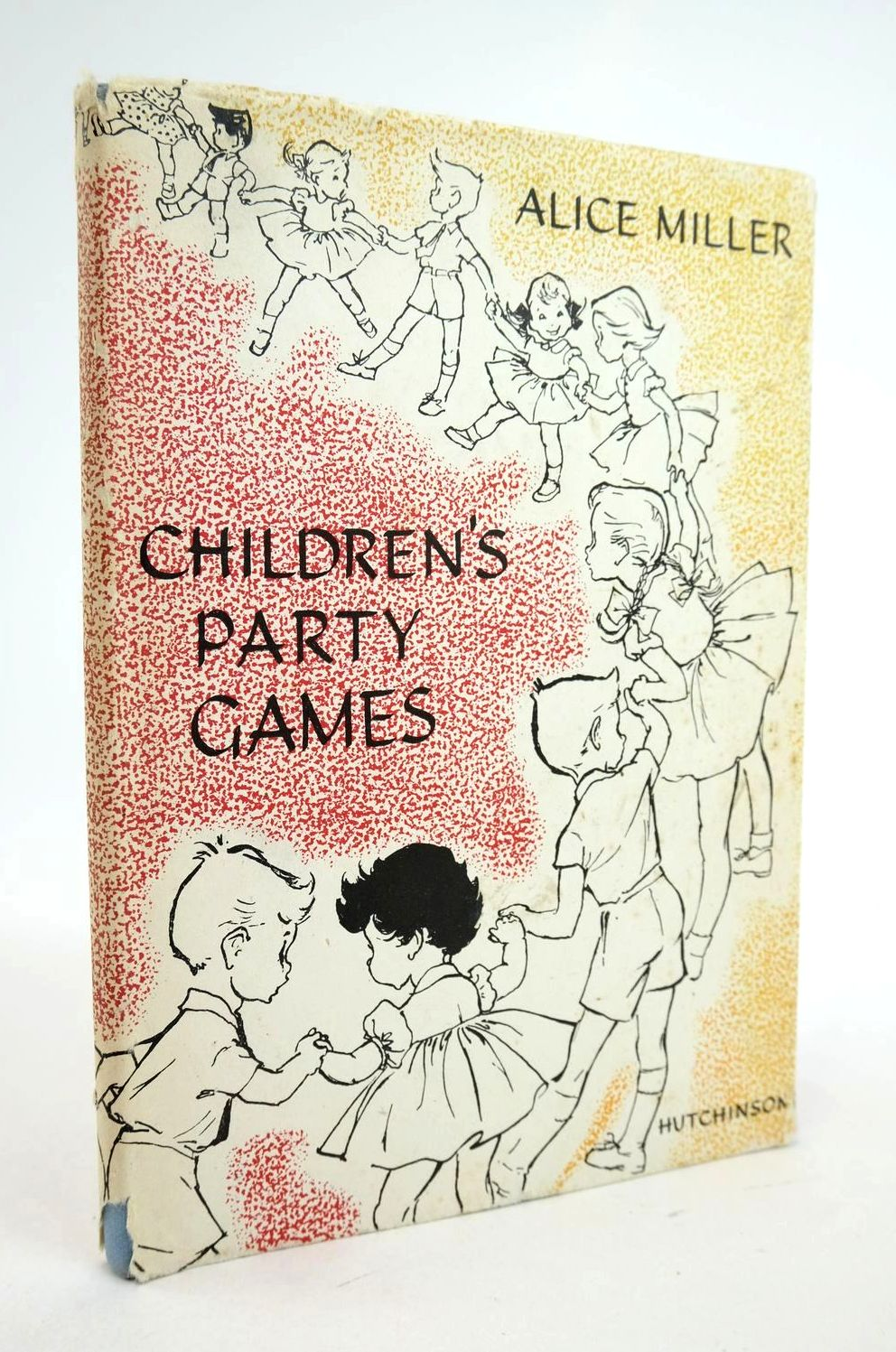 Photo of CHILDREN'S PARTY GAMES written by Miller, Alice illustrated by Jane, Susan published by Hutchinson (STOCK CODE: 1319049)  for sale by Stella & Rose's Books