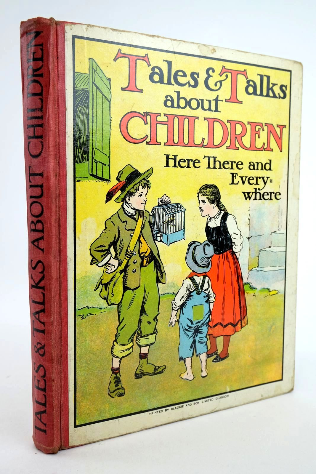 Photo of TALES AND TALKS ABOUT CHILDREN HERE, THERE AND EVERYWHERE- Stock Number: 1319050