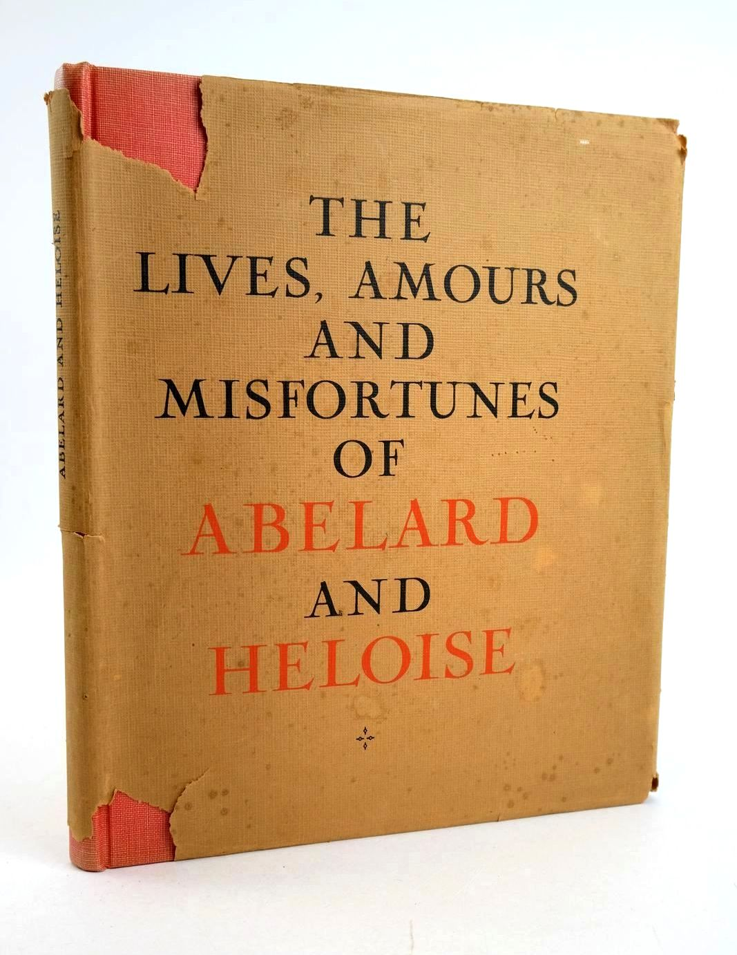 Photo of THE LIVES, AMOURS AND MISFORTUNES OF ABELARD AND HELOISE- Stock Number: 1319053