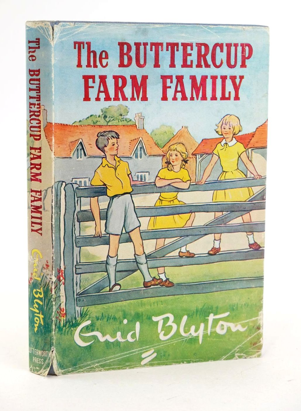 Photo of THE BUTTERCUP FARM FAMILY- Stock Number: 1319085