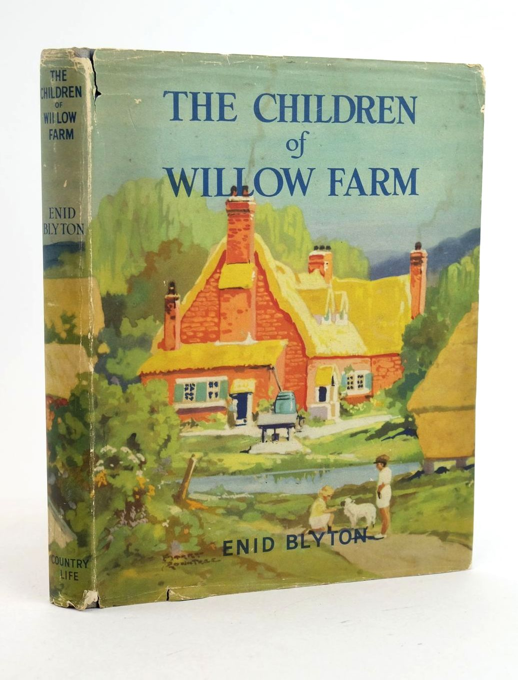 Photo of THE CHILDREN OF WILLOW FARM- Stock Number: 1319096
