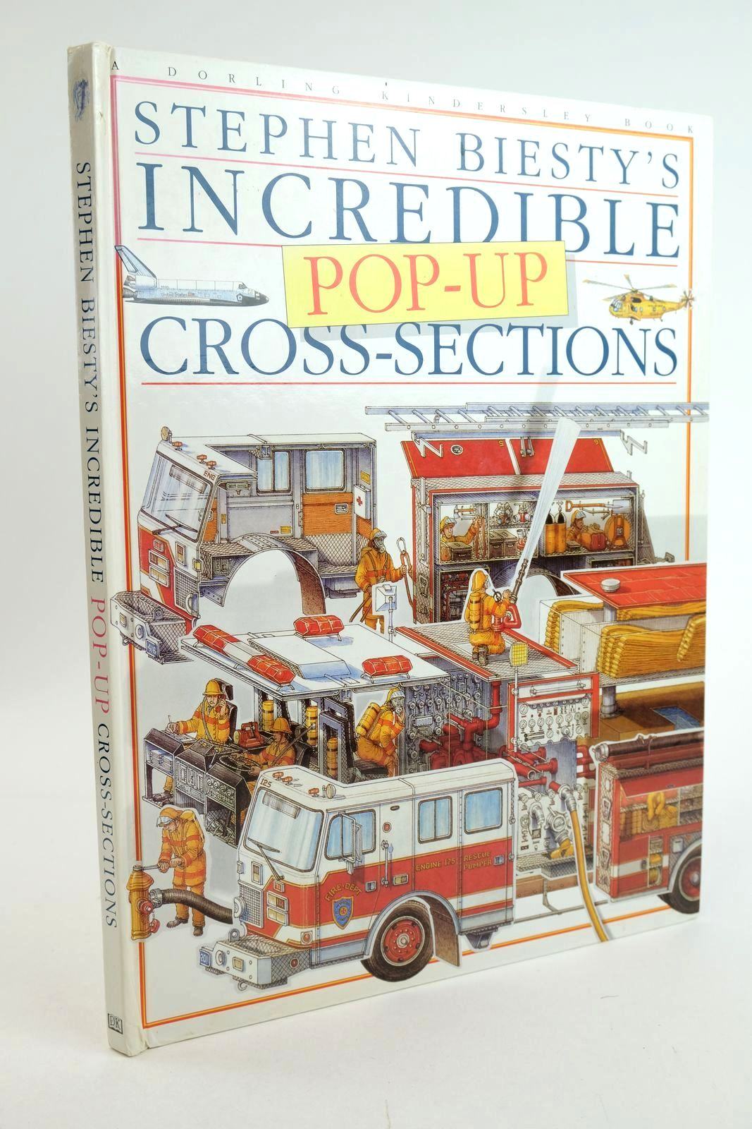Photo of STEPHEN BIESTY'S INCREDIBLE POP-UP CROSS-SECTIONS written by Biesty, Stephen published by Dorling Kindersley (STOCK CODE: 1319103)  for sale by Stella & Rose's Books