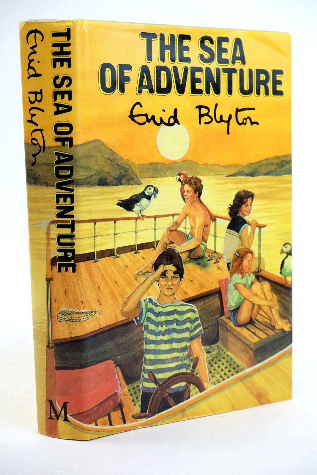 Photo of THE SEA OF ADVENTURE written by Blyton, Enid illustrated by Tresilian, Stuart published by Macmillan & Co. Ltd. (STOCK CODE: 1319114)  for sale by Stella & Rose's Books