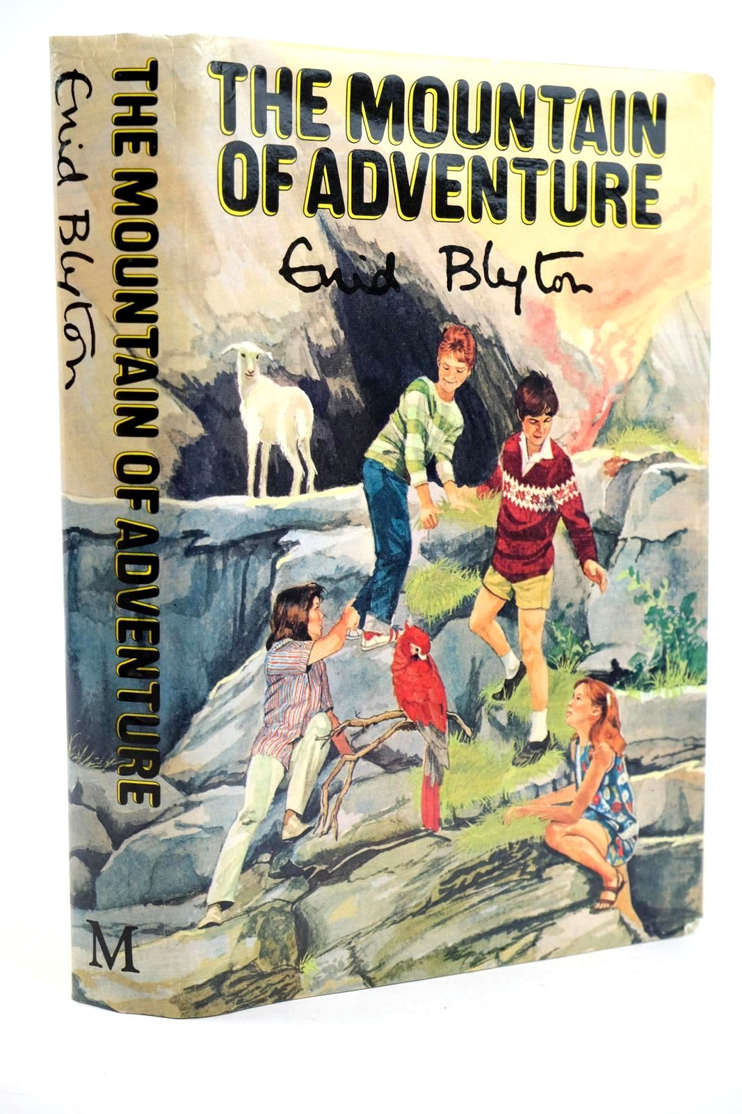 Photo of THE MOUNTAIN OF ADVENTURE written by Blyton, Enid illustrated by Tresilian, Stuart published by Macmillan & Co. Ltd. (STOCK CODE: 1319115)  for sale by Stella & Rose's Books