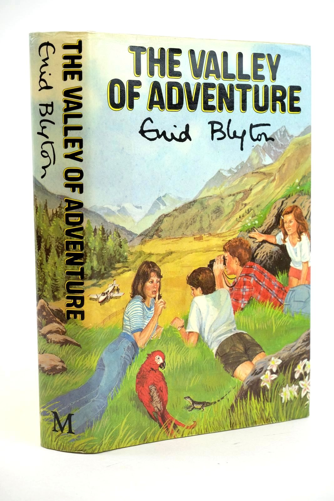 Photo of THE VALLEY OF ADVENTURE written by Blyton, Enid illustrated by Tresilian, Stuart published by Macmillan & Co. Ltd. (STOCK CODE: 1319117)  for sale by Stella & Rose's Books