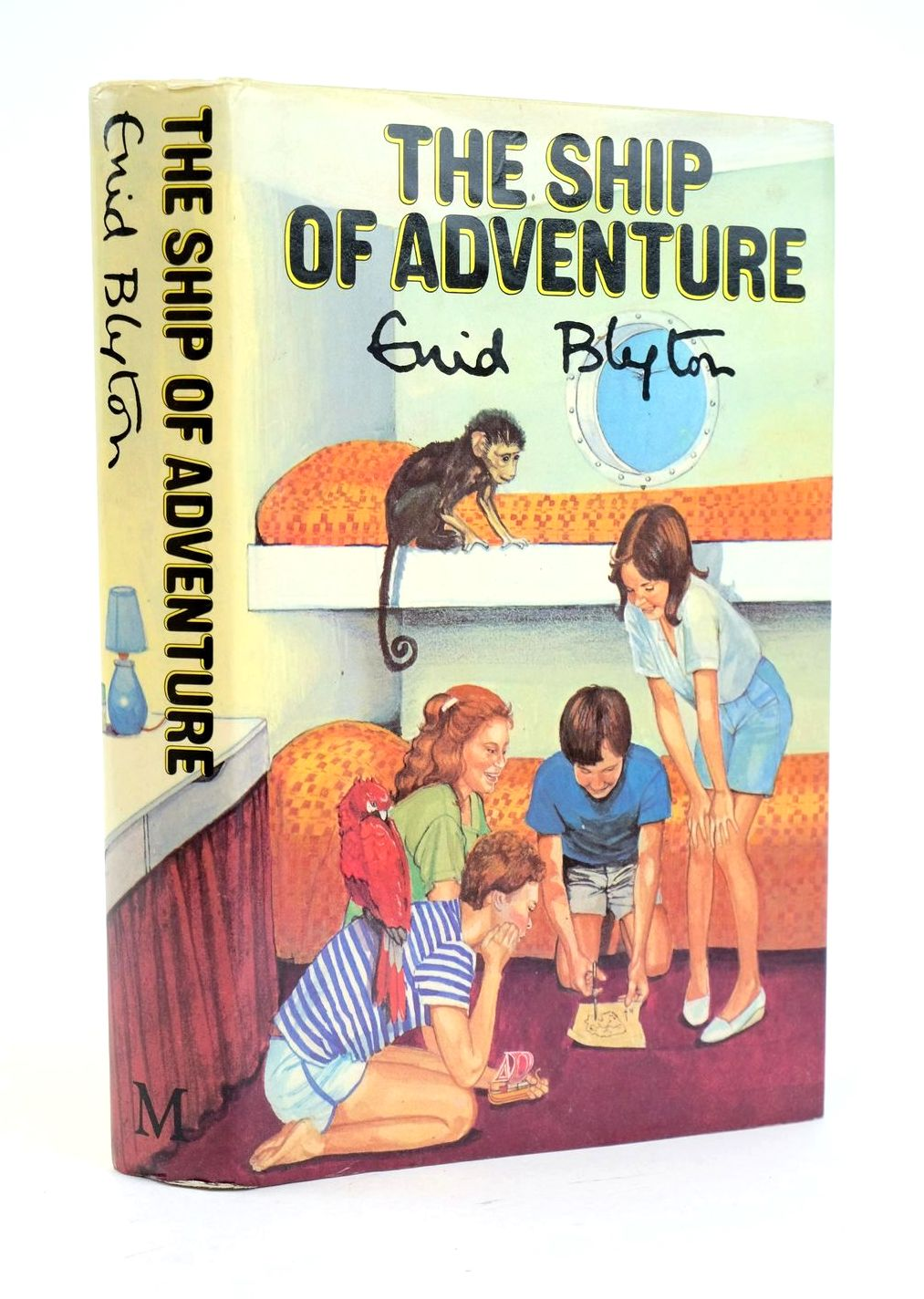 Photo of THE SHIP OF ADVENTURE written by Blyton, Enid illustrated by Tresilian, Stuart published by Macmillan & Co. Ltd. (STOCK CODE: 1319118)  for sale by Stella & Rose's Books