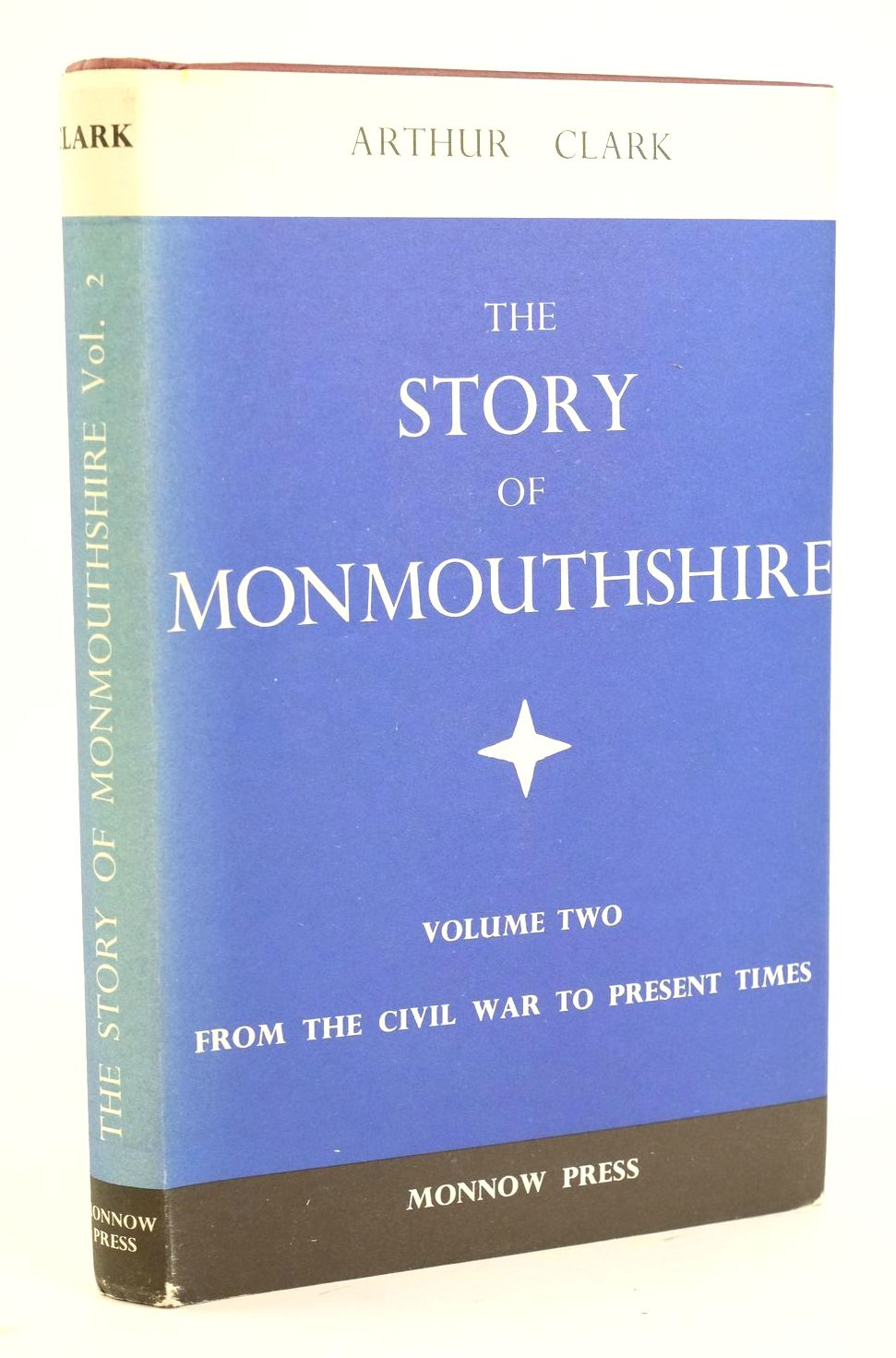Photo of THE STORY OF MONMOUTHSHIRE VOLUME TWO- Stock Number: 1319120