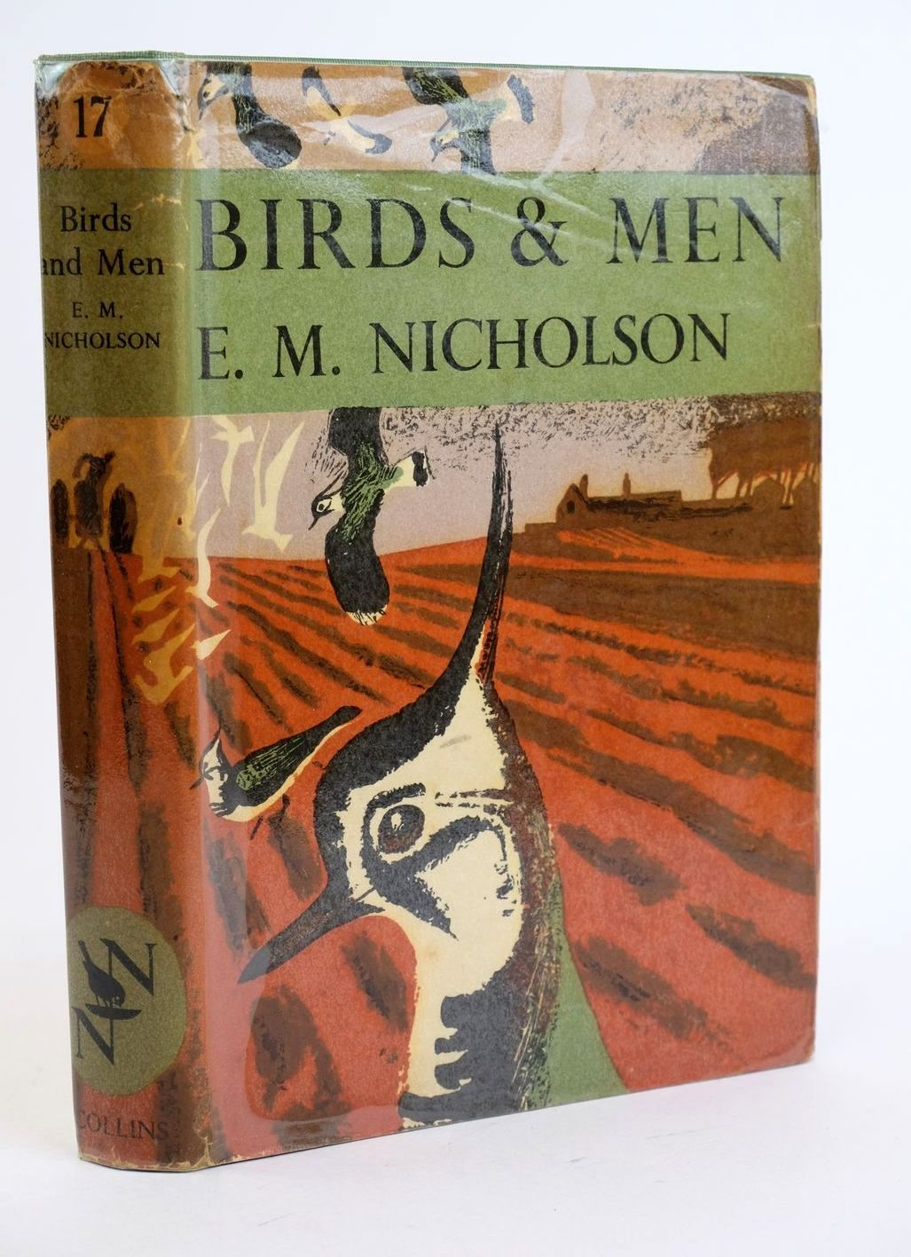 Photo of BIRDS AND MEN (NN 17) written by Nicholson, E.M. published by Collins (STOCK CODE: 1319122)  for sale by Stella & Rose's Books