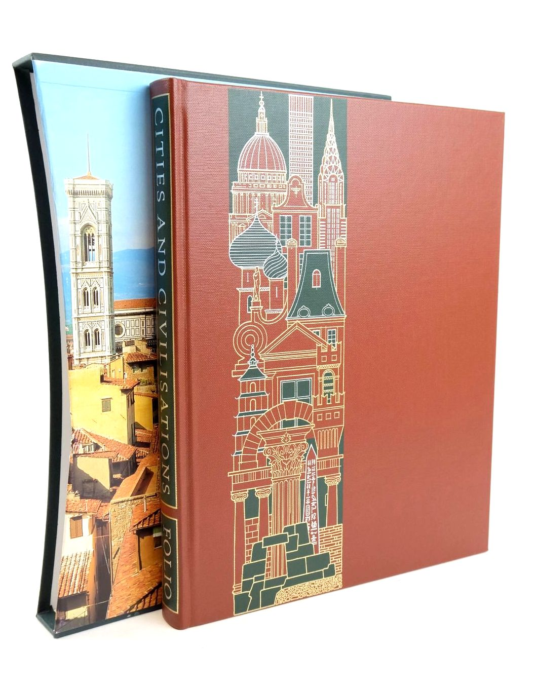 Photo of CITIES AND CIVILISATIONS- Stock Number: 1319139