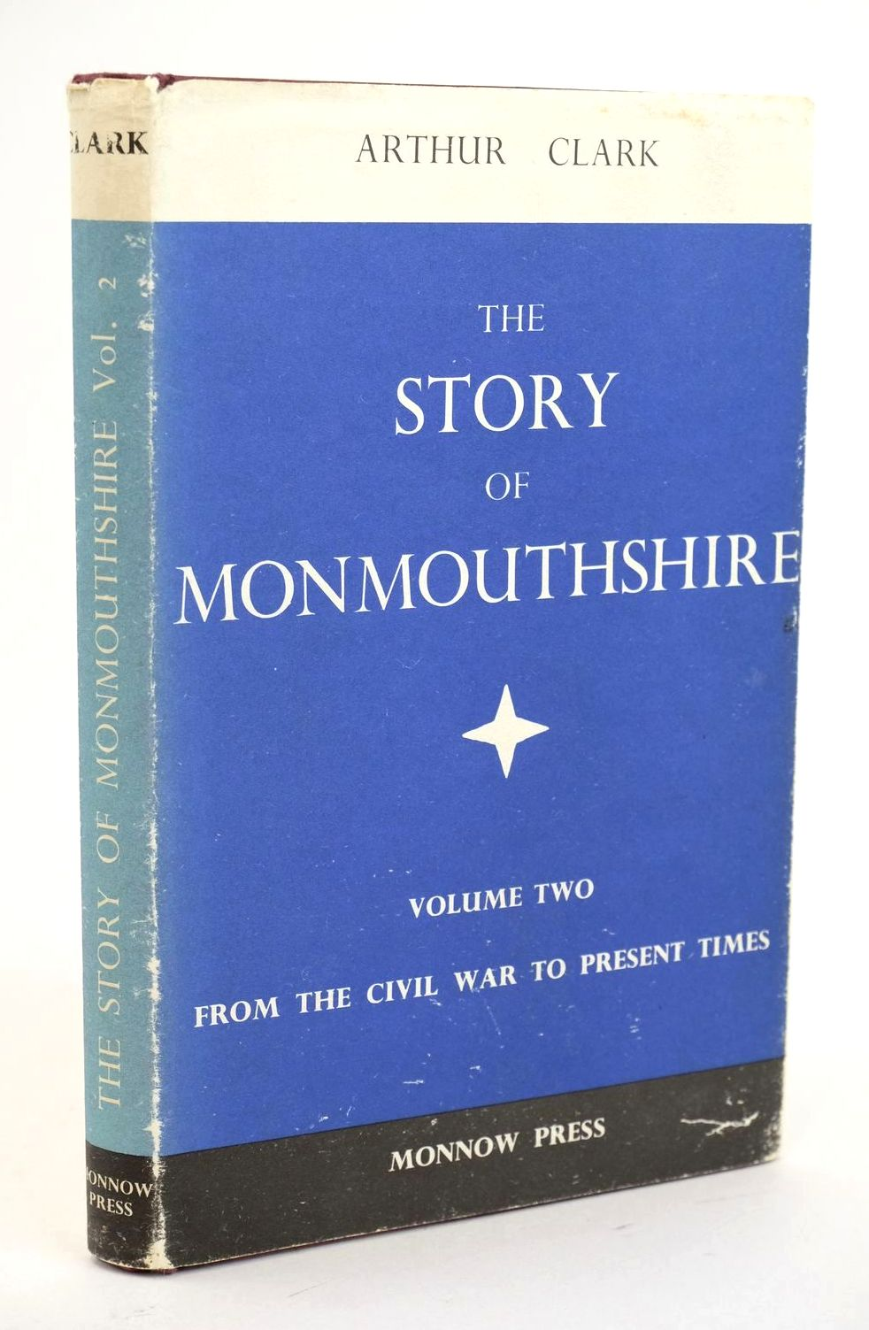 Photo of THE STORY OF MONMOUTHSHIRE VOLUME TWO- Stock Number: 1319156
