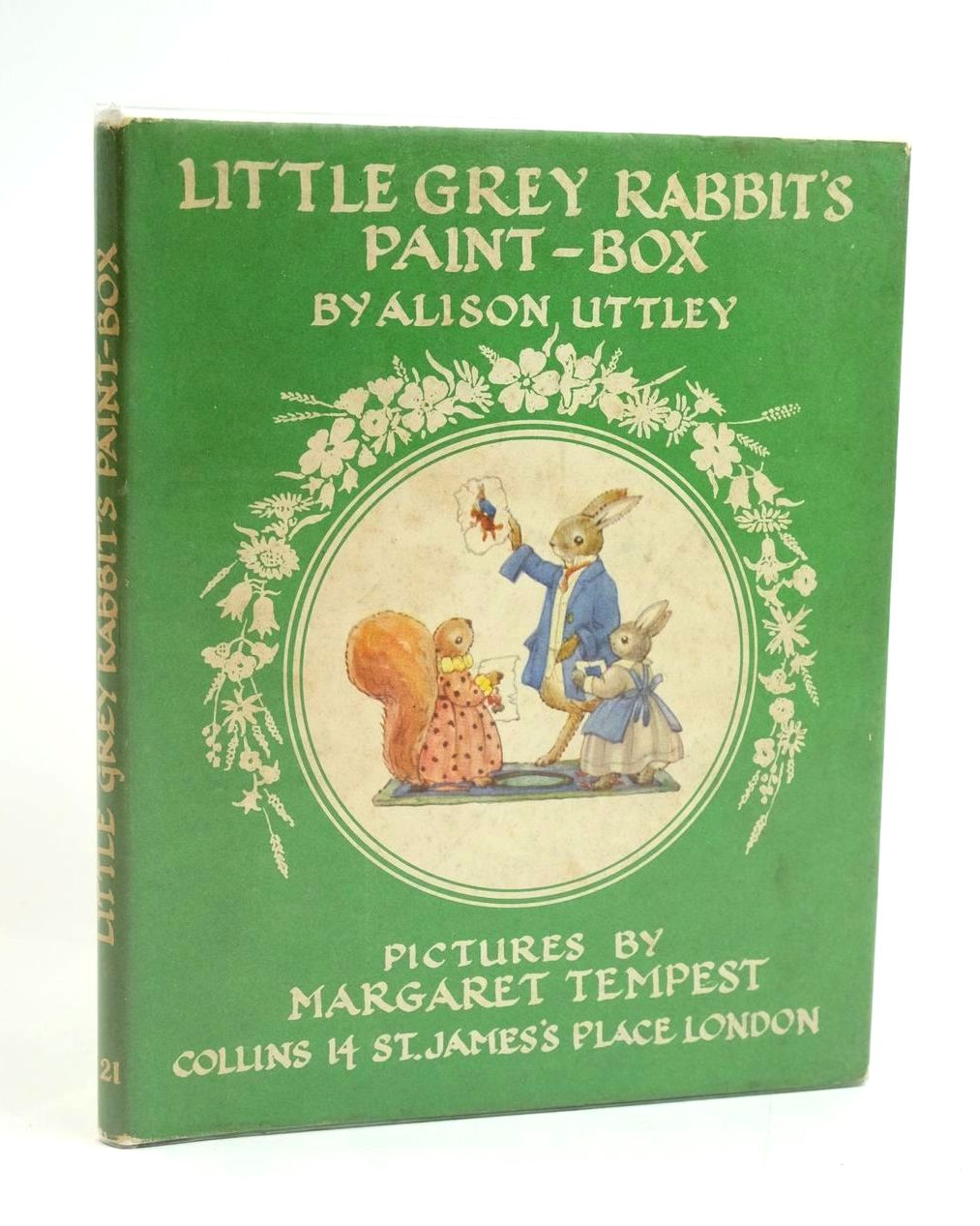 Photo of LITTLE GREY RABBIT'S PAINT-BOX- Stock Number: 1319172