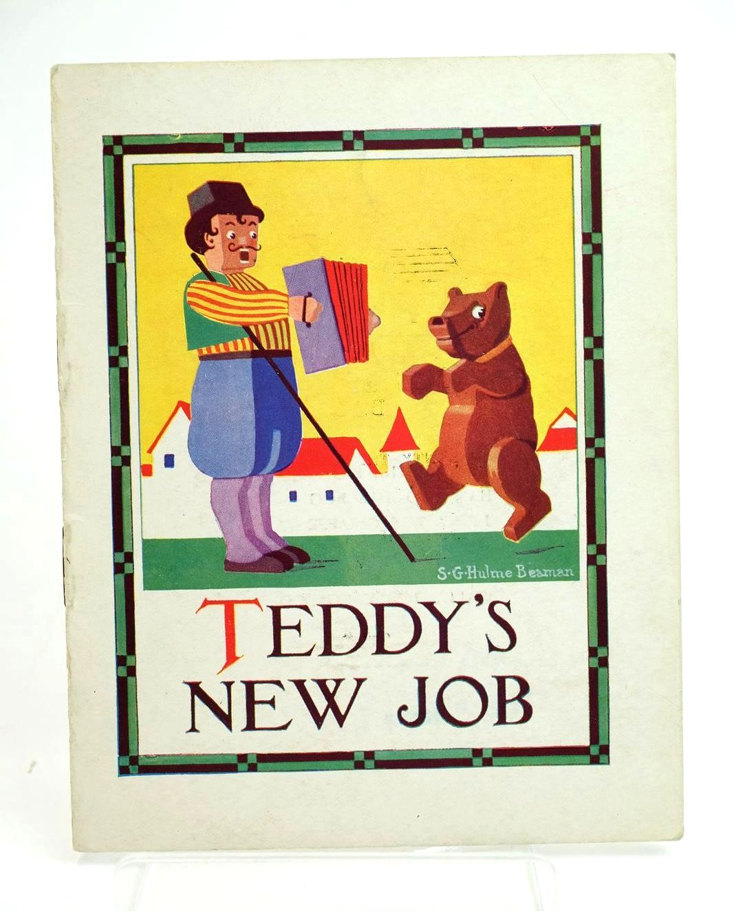 Photo of TEDDY'S NEW JOB- Stock Number: 1319174