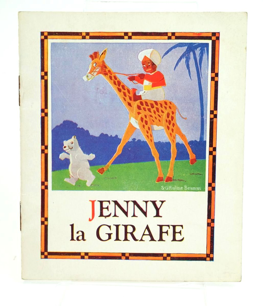 Photo of JENNY LA GIRAFE- Stock Number: 1319179