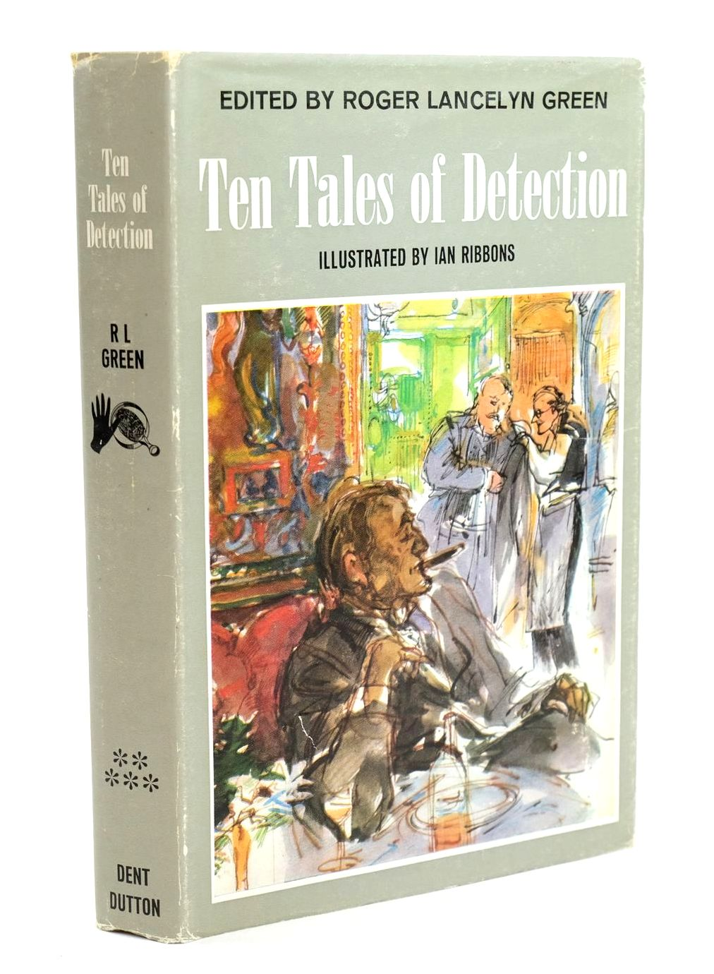 Photo of TEN TALES OF DETECTION- Stock Number: 1319200